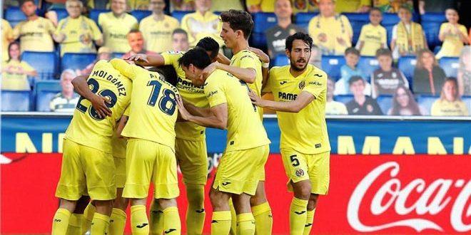 فوز فياريال على إشبيلية بأربعة أهداف دون رد في الدوري الإسباني