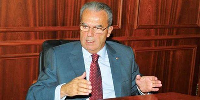 الخازن: الانتخابات الرئاسية في سورية ترسخ المنحى الديمقراطي فيها
