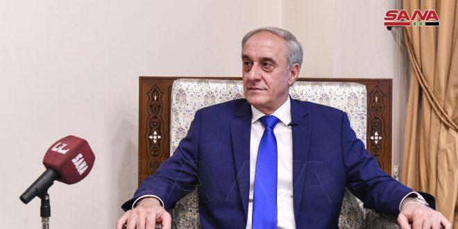 سوسان: السفارات جاهزة للانتخابات الرئاسية وقرار منعها في بعض الدول يعكس رغبتها في إعاقة استقرار سورية