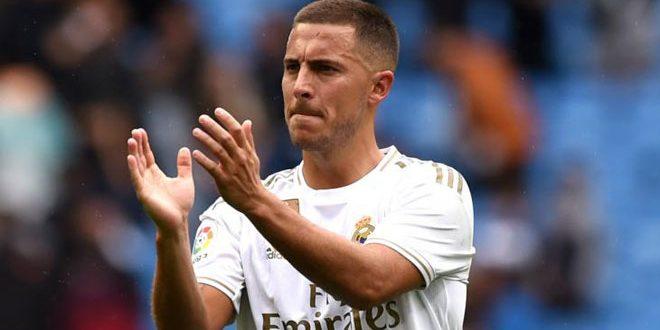 ريال مدريد يعرض نجمه البلجيكي هازارد للبيع
