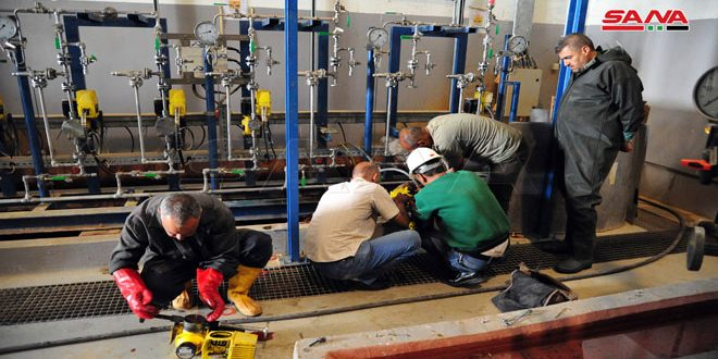 عمال الكهرباء: نواصل تأهيل الشبكات وسنشارك بالانتخابات