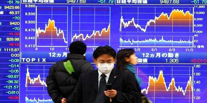 المؤشر نيكي ينخفض اثنين بالمئة في بداية التعامل ببورصة طوكيو