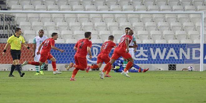 المنتخب الفلسطيني يبلغ نهائيات كأس العرب