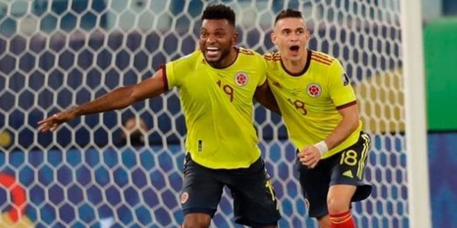 كولومبيا تفوز على الإكوادور في كوبا أمريكا