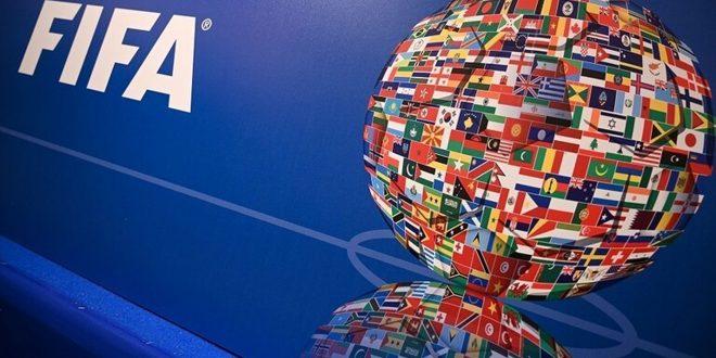 فيفا يصدر تصنيفاً جديداً لمنتخبات آسيا لكرة القدم