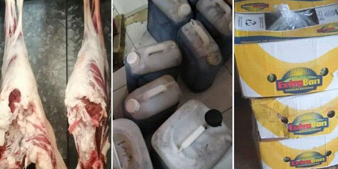 تنظيم 28 ضبطاً تموينياً بحق فعاليات تجارية مخالفة في حمص
