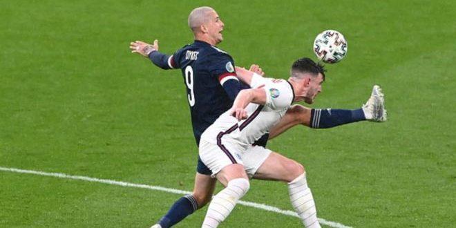 تعادل إنكلترا واسكتلندا سلبيا في بطولة أمم أوروبا