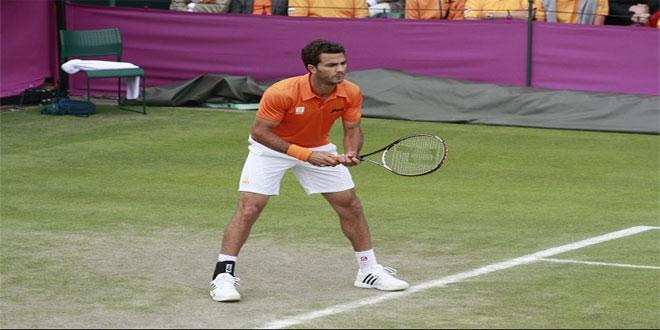 استبعاد لاعب التنس الهولندي روجر من أولمبياد طوكيو