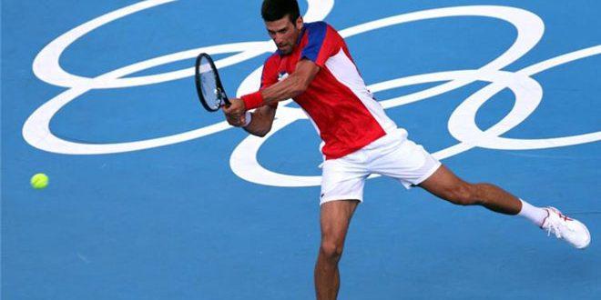 الصربي ديوكوفيتش إلى ربع نهائي تنس الرجال في أولمبياد طوكيو