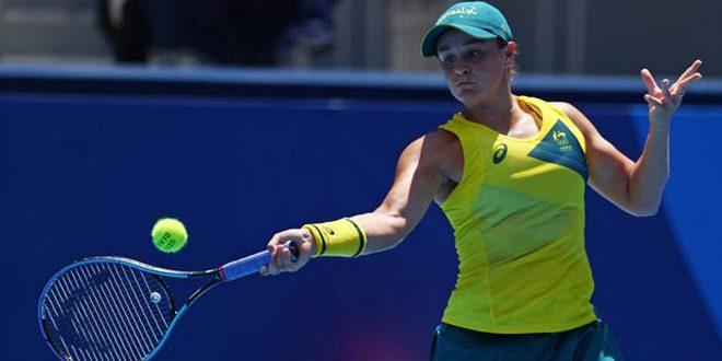 الأسترالية آشلي بارتي تودع أولمبياد طوكيو من الدور الأول