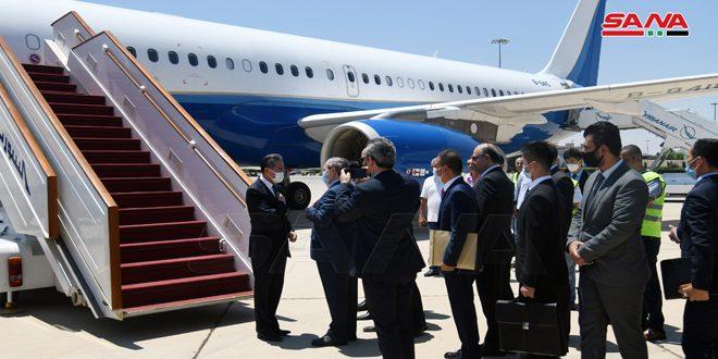 أكاديمي سلوفاكي: زيارة وزير الخارجية الصيني إلى سورية رسالة للعالم  بأن بلاده تقف بقوة إلى جانبها
