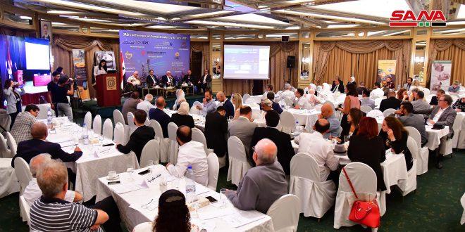 استقطاب الكفاءات واستخدام الطاقات البديلة أبرز توصيات مؤتمر تكنولوجيا صناعة الإسمنت
