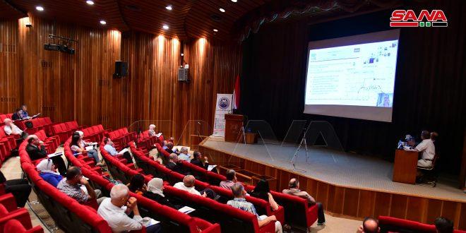 مؤتمر الباحثين السوريين المغتربين يناقش في يومه الثالث قضايا الطاقة والبيئة