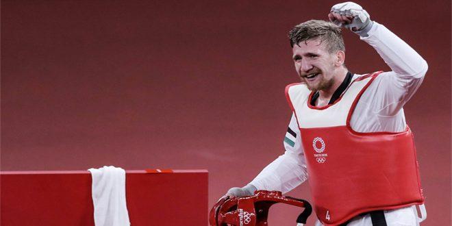 الروسي خرامتشوف يفوز بذهبية في التايكوندو بأولمبياد طوكيو