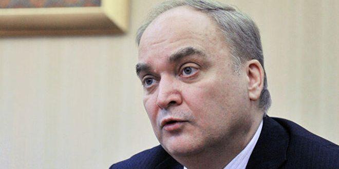 أنطونوف: موسكو وواشنطن تجريان حواراً بناءً على مستوى الخبراء حول سورية