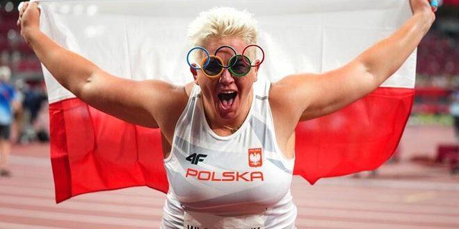 البولندية فلودارتشيك أول رياضية في التاريخ تفوز بثلاث ذهبيات أولمبية