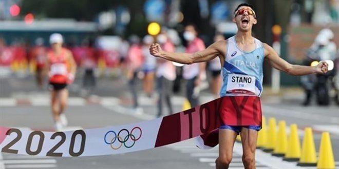 إيطاليا تحقق ذهبية الماراتون في أولمبياد طوكيو 2020