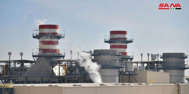مؤسسة توليد الكهرباء: زيادة ساعات التقنين سببها انخفاض كميات الغاز الموردة إلى مجموعات التوليد