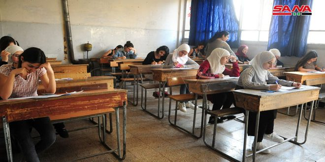 بدء امتحانات الدورة الثانية لشهادة الثانوية والمسجلون فيها أكثر من 161 ألفاً
