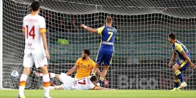 لاتسيو يتعادل مع كالياري في الدوري الإيطالي
