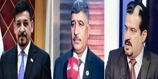نواب وإعلاميون عراقيون: نقف إلى جانب سورية بوجه الحرب الإرهابية ضدها