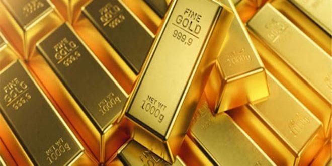 الذهب ينخفض للأسبوع الثاني على التوالي