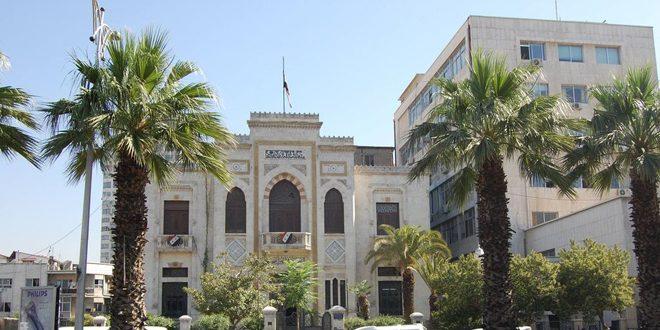 مياه دمشق تقطع تغذية بعض المناطق للصيانة
