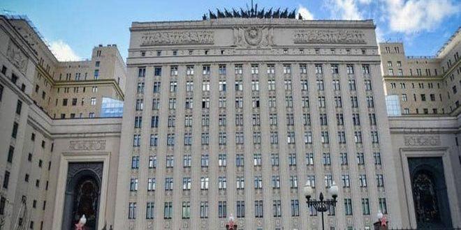 الدفاع الروسية: رصد 13 اعتداء إرهابياً من منطقة خفض التصعيد بإدلب