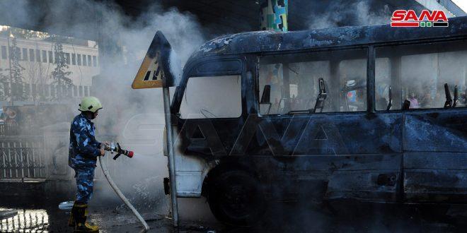 اتحاد الجمعيات العربية الأرجنتينية يدين التفجير الإرهابي في دمشق