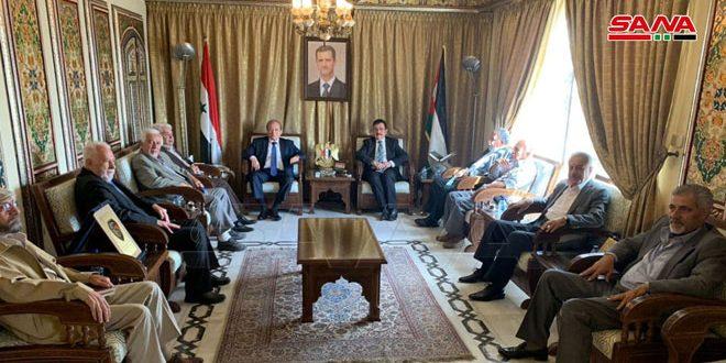 (إسناد): أهمية عودة العلاقات الأردنية السورية إلى سابق عهدها