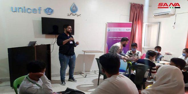 مشروع سوا شباب يستقطب عدداً من المواهب الشبابية الواعدة في الذكاء الصناعي