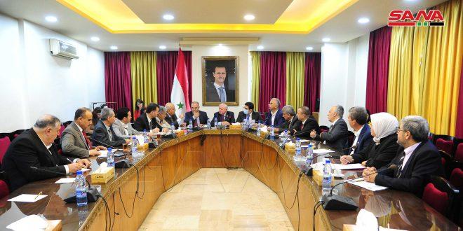 لجنة الخدمات بمجلس الشعب تناقش واقع الدواء ومستجدات انتشار فيروس كورونا