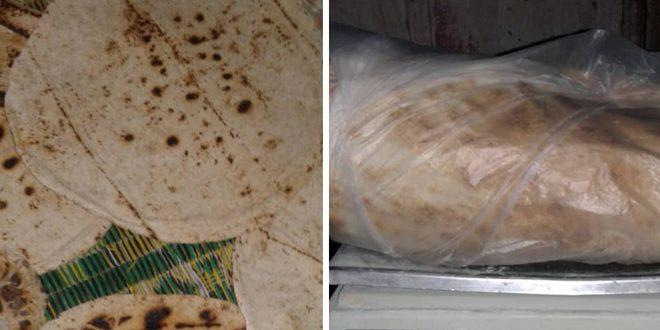 ضبوط تموينية بحق عدد من المخابز في درعا