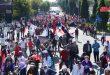 الآلاف يشاركون في الكرنفال السنوي لطلاب الكليات الطبية والهندسية