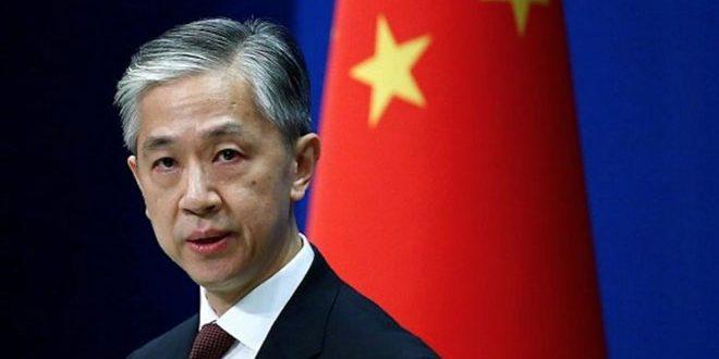 الصين تدين بشدة الهجوم الإرهابي في دمشق